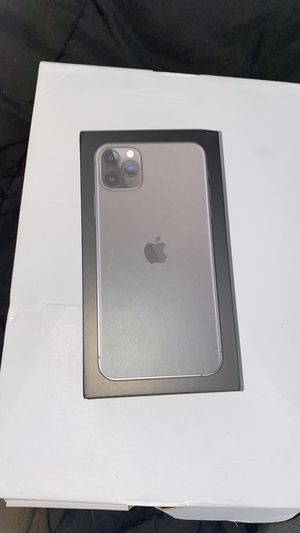 iPhone 11 Pro Max 256 GB for Sale in St. Louis, MO