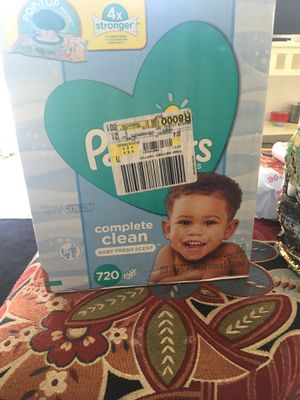 Pampers Wipes for Sale in Miami, FL