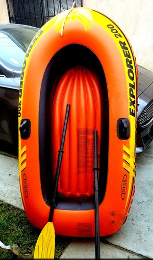 New inflatable boat raft for Sale in undefined