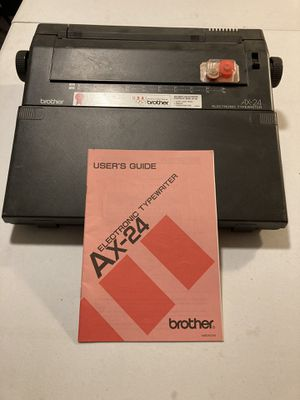 Brother Typewriter for Sale in Placentia, CA
