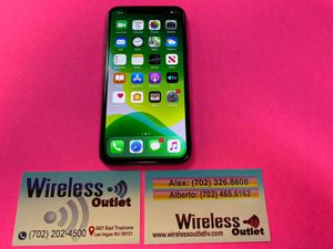 IPhone X T-Mobile Or Metro PCS 64GB for Sale in Las Vegas, NV