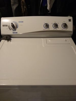 For parts and repair only washer and dryer for Sale in Portland, OR