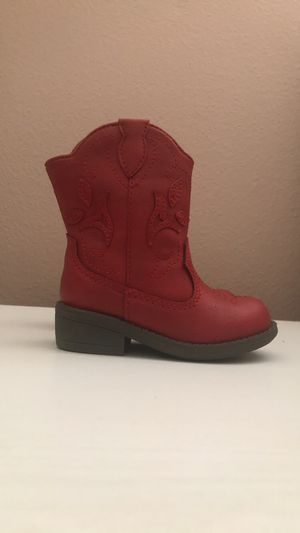 Toddler Girl Boots for Sale in Fontana, CA
