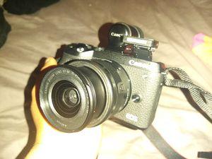 Canon EOS M6 Mark II 32.5 MP Mirrorless Ultra HD Digital Camera for Sale in South Gate, CA