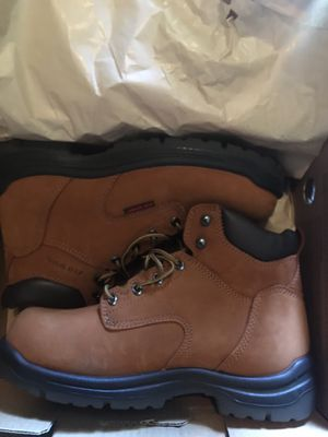Size 10 redwings steel toe work boots new retail price 175. for Sale in Cincinnati, OH