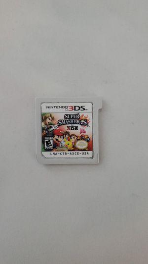 Super Smash Bros. 3ds or Smash 4 for Sale in Dallas, TX