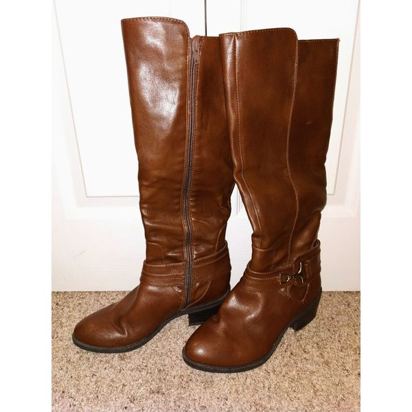 Merona Brown Boots | Size 9.5