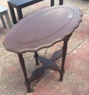 Used Solid Wood Table. Great Project for Sale in Greenville, MS