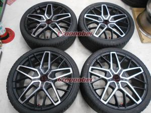 """Demoda 19"""" wheels and nitto tires for Sale in Boca Raton, FL"""