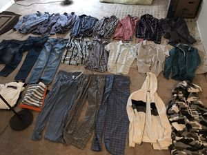 Summer Men clothes in like new condition for Sale in Sterling, VA