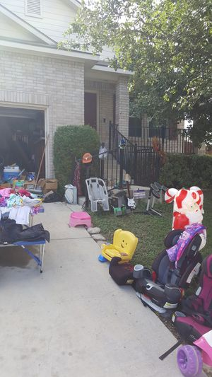 MOVING sale for Sale in Converse, TX