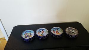 Disney Christmas Tins for Sale in South Windsor, CT