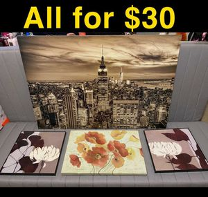 Wall hangings (graphics) for Sale in Falls Church, VA