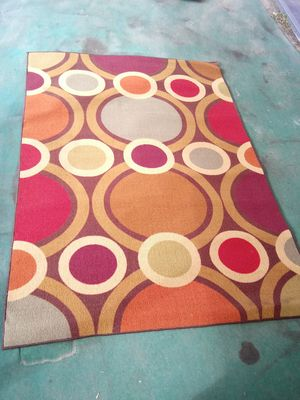mainstays area rug for Sale in Fort Meade, FL