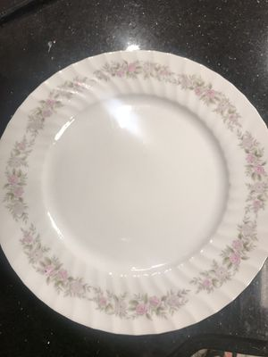 Set of 6 Antique China Plates for Sale in Cedar Park, TX