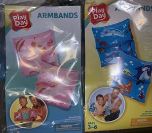 Play Day Inflatable Armbands / Set of Two for Sale in Hollywood, FL