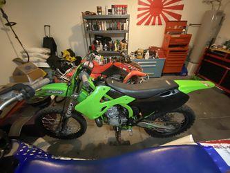 2002 Kawasaki Kx250 for Sale in Surprise, AZ