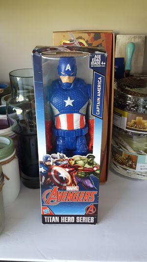 Captain America action figure for Sale in Southgate, MI