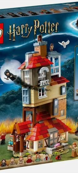 Harry Potter Weasley House Lego - NO BOX - NEW for Sale in Jacksonville,  FL