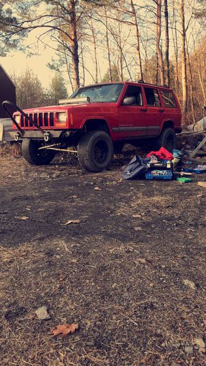 99 jeep cherokee for Sale in Saint Clair, PA