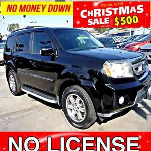 2009 Honda Pilot Touring 4WD for Sale in South Gate, CA