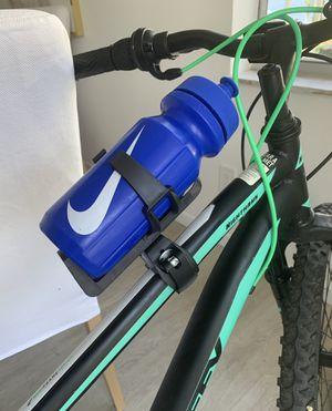 2 Bike Water Bottle Holder [NO screws] for Sale in North Miami, FL