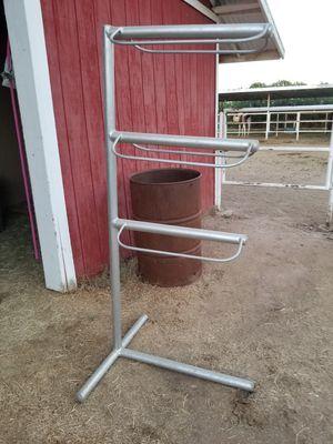 3 Saddle Rack for Sale in Glendale, AZ