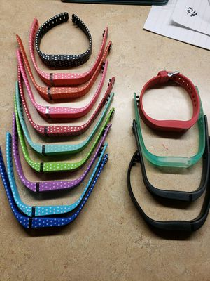 Fitbit Flex Replacement Bands for Sale in Rincon, GA