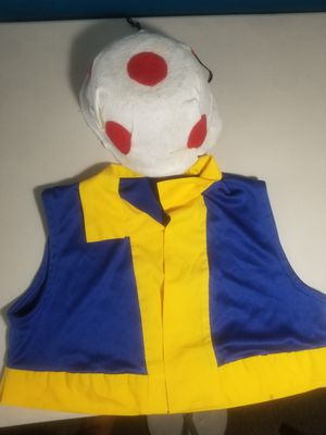 Homemade Super Mario Toad Costume for Sale in Ontario, CA