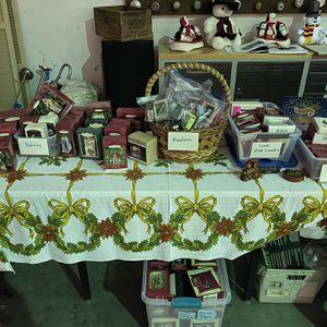 Hallmark Christmas Ornaments & Jim Shore Figurines for Sale in Houston, TX