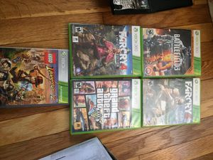 Xbox 360 games for Sale in Watertown, MA