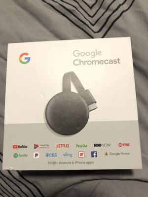 Google Chromecast for Sale in Brooklyn, NY