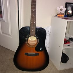 Epiphone Guitar for Sale in Lewisville,  TX