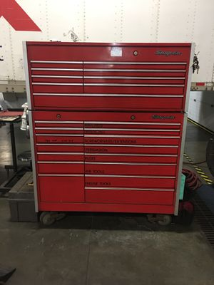 Snap on tool box for Sale in Glen Burnie, MD