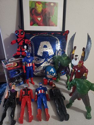 Marvel Avengers Big Playset for Sale in Bend, OR