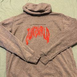 Wrld Domination Tour Juice Wrld Hoodie Size L for Sale in Portland,  OR