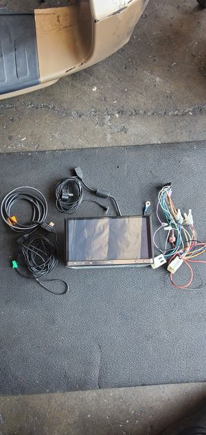 Pioneer Appradio 3 Double Din Headunit for Sale in Santa Ana, CA