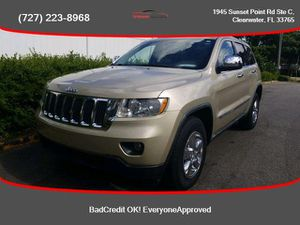 2011 Jeep Grand Cherokee for Sale in Clearwater, FL