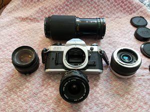 Canon AE-1 Program Film Camera for Sale in Portland, OR