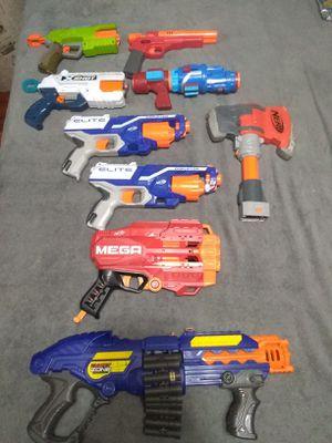 Nerf guns for Sale in Long Beach, CA