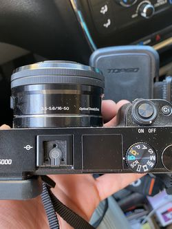 SONY A6000 Mirrorless Camera for Sale in Cerritos,  CA