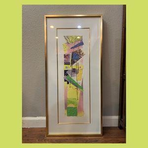 Vanguard Studios Abstract Art Frame for Sale in Hillsboro, OR