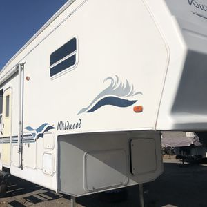2001 forest river wildwood for Sale in Elk Grove, CA