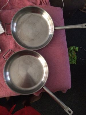 Large cooking pans for Sale in Hollywood, FL
