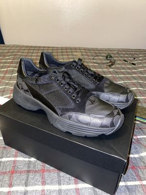 Coach shoes for men size 12 for Sale in Kissimmee, FL