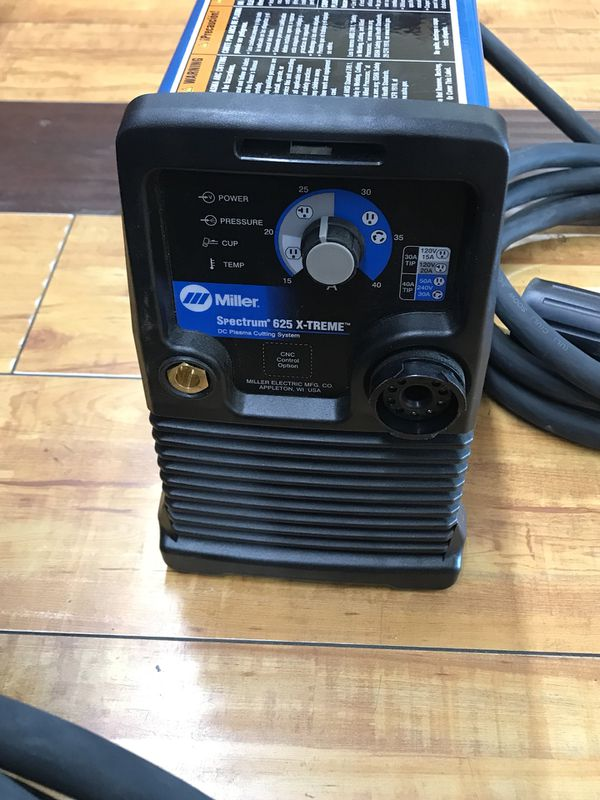 Miller Spectrum 625 >> Miller Spectrum 625 X Treme Plasma Cutter For Sale In