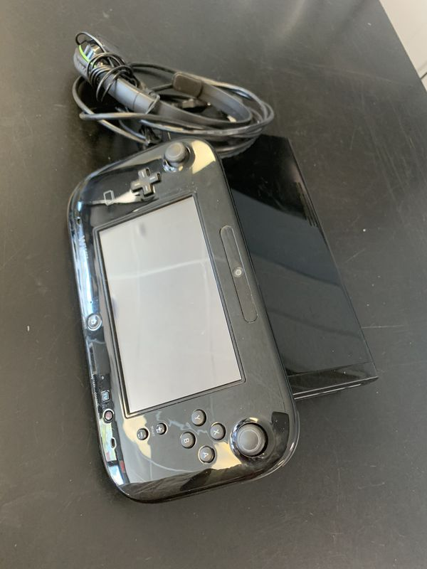 Nintendo Wii U — I have 2 games for sale on profile extra $20