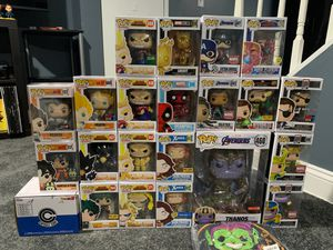 FUNKO POPS FOR SELL for Sale in College Park, MD