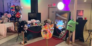 Magic Mirror Photo Booth for Sale in Houston, TX