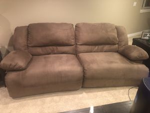 Microfiber Reclining Couches for Sale in Wichita, KS